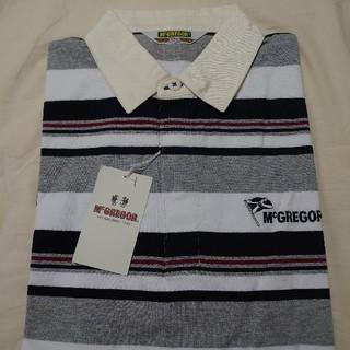 マックレガー(McGREGOR)の【新品】半袖 ポロシャツ McGREGOR(ポロシャツ)