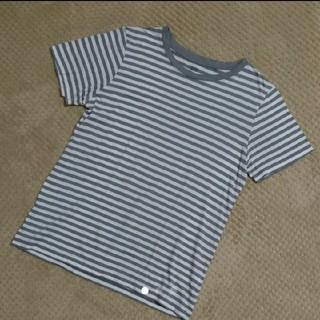 ユニクロ(UNIQLO)のユニクロ ボーダー Tシャツ(Tシャツ(半袖/袖なし))
