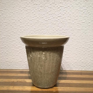 ● Almond POT  –Ivory– No.120(雑貨)