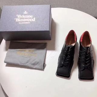 ヴィヴィアンウエストウッド(Vivienne Westwood)のVivenne Westwood・新品羊革製(ハイヒール/パンプス)