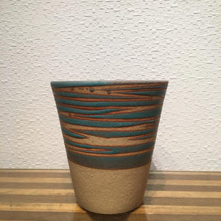 ● standard turquoise  POT No.707(プランター)