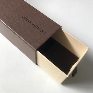 ルイヴィトン(LOUIS VUITTON)の美品 LOUIS VUITTON 万年筆ボックス(ケース/ボックス)