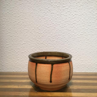 ● pumpkin  pot  No.704(置物)