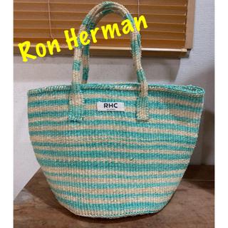 ロンハーマン(Ron Herman)のRon Herman ロンハーマン カゴバッグ 天然素材 夏 バック(かごバッグ/ストローバッグ)