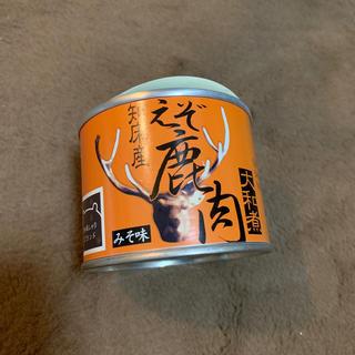 えぞ鹿大和煮缶詰(缶詰/瓶詰)