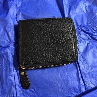 コールハーン(Cole Haan)の新品 コールハン  二つ折り お財布 ブラック(折り財布)