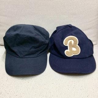コーエン(coen)の帽子2点セット!コーエン coen ワークキャップ&スウェットロゴキャップ(キャップ)