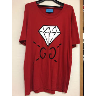 グッチ(Gucci)のgucci tシャツ(Tシャツ/カットソー(半袖/袖なし))