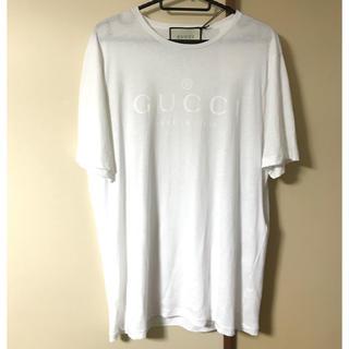グッチ(Gucci)の GUCCI メンズ ロゴ Tシャツ(Tシャツ(半袖/袖なし))