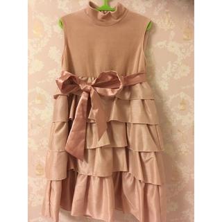 クミキョク(kumikyoku(組曲))のクミキョク ワンピース ドレス 110 120 (ドレス/フォーマル)