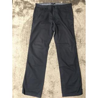 バーバリーブラックレーベル(BURBERRY BLACK LABEL)のパンツ メンズ チノパン:バーバリーブラックレーベル:82:長ズボン:使用感あり(チノパン)