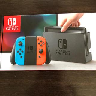 ニンテンドースイッチ(Nintendo Switch)のNintendo Switch本体(家庭用ゲーム機本体)