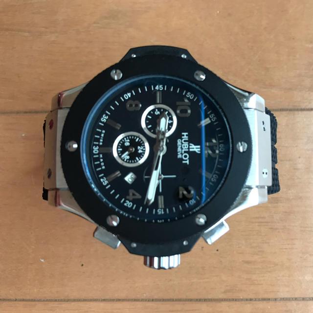 buy popular b418d c1164 メンズ ウブロ時計 | フリマアプリ ラクマ
