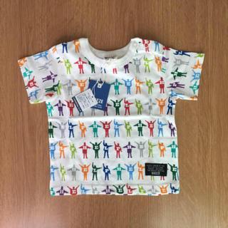 ブリーズ(BREEZE)の【新品未使用】ブリーズ Tシャツ 80(Tシャツ)
