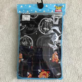 Disney - 新品◇メンズ Mサイズ ディズニー トイストーリー 綿100 トランクス 2枚組