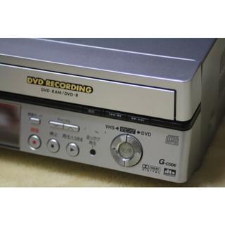 パナソニック(Panasonic)の美品 パナソニック DVDビデオレコーダー(DVDプレーヤー)