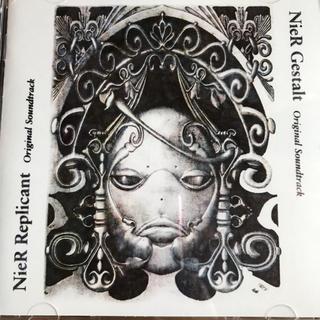 スクウェアエニックス(SQUARE ENIX)のニーアレプリカント/ニーアゲシュタルト オリジナルサウンドトラック 2枚組(ゲーム音楽)