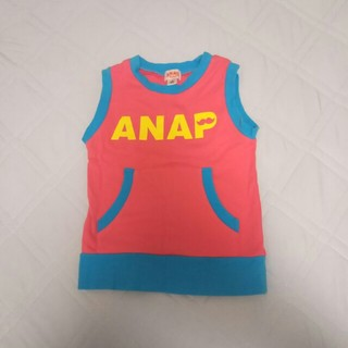 アナップキッズ(ANAP Kids)のANAPタンクトップ(Tシャツ/カットソー)
