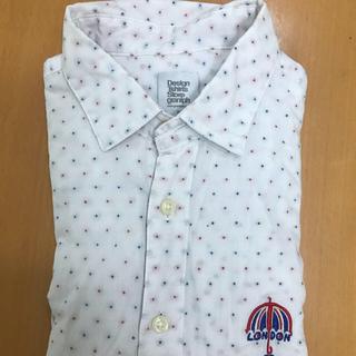 グラニフ(Design Tshirts Store graniph)のグラニフレイニーロンドンシャツ(シャツ/ブラウス(半袖/袖なし))