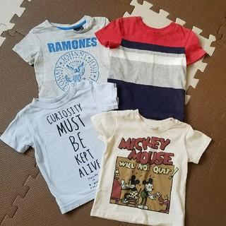 ブリーズ(BREEZE)の男の子 半袖Tシャツセット 80㎝(Tシャツ)