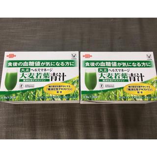 タイショウセイヤク(大正製薬)の大正製薬 青汁 2箱 60袋(青汁/ケール加工食品)