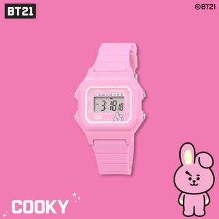 ボウダンショウネンダン(防弾少年団(BTS))のBT21 COOKY 腕時計(腕時計)