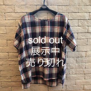 トップス。sold out(Tシャツ(半袖/袖なし))