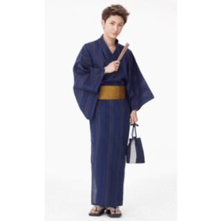 トリプルエー(AAA)の【処分セール】AAAコラボ浴衣 與真司郎モデル(浴衣)