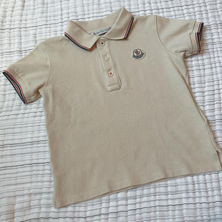 モンクレール(MONCLER)のモンクレール ポロシャツ 18m/24m 86cm 中古(シャツ/カットソー)