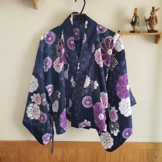 シマムラ(しまむら)のしまむら購入 セパレートゆかた 帯セット 150(甚平/浴衣)