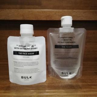 BULK HOMME(洗顔料)