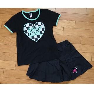 アナップキッズ(ANAP Kids)のANAPgirl セットアップ(Tシャツ/カットソー)