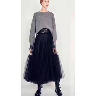 ディオール(Dior)の【Dior】★19AW★チュールスカート(ロングスカート)