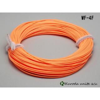 【送料無料】WF-4F フライライン オレンジ フローティング100FT(釣り糸/ライン)