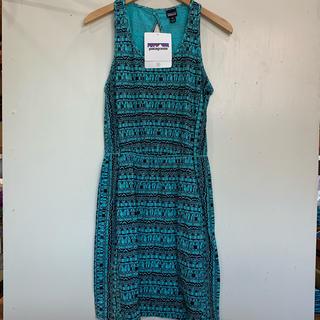 パタゴニア(patagonia)のpatagonia レディース Sサイズ ドレス ワンピース パタゴニア(ひざ丈ワンピース)