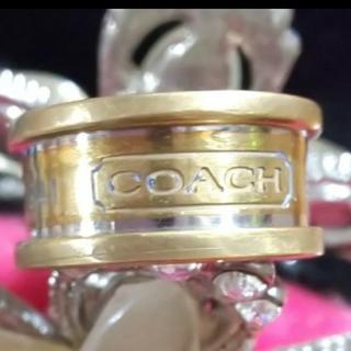 コーチ(COACH)のモカミルク様専用です(^^)(リング(指輪))