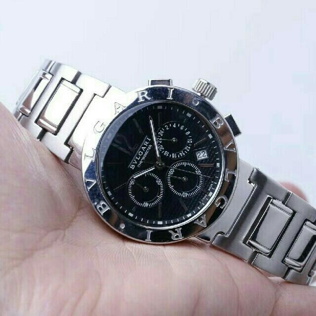 スーパーコピーモーリス・ラクロア時計大特価 、 BVLGARI - BVLGARI 時計 メンズ ブルガリ 40mm腕時の通販 by kheiry_0722's shop|ブルガリならラクマ