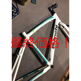 Bianchi - ビアンキ Bianchi クロスバイク ロードバイク フレーム