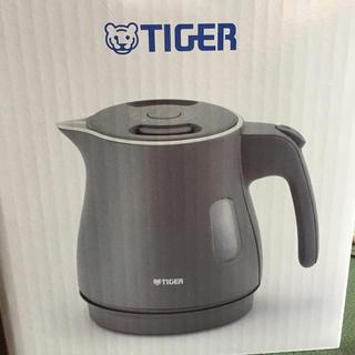 タイガー(TIGER)の電気ケトル(電気ケトル)