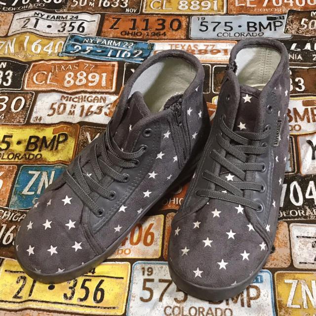 ampersand(アンパサンド)のampersand アンパサンド 靴 3足セット 20cm キッズ/ベビー/マタニティのキッズ靴/シューズ (15cm~)(スニーカー)の商品写真