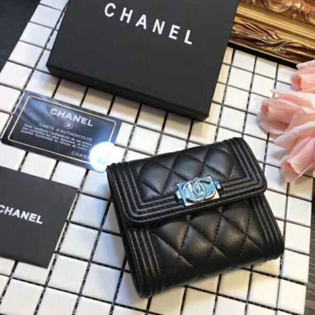 ロエベ ハンド バッグ 黒 スーパー コピー - CHANEL - chanel折り畳み財布の通販 by dadada's shop|シャネルならラクマ