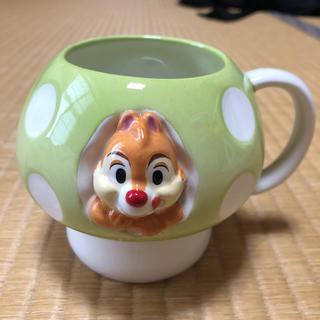 チップアンドデール(チップ&デール)の【美品】デール の マグカップ(キャラクターグッズ)