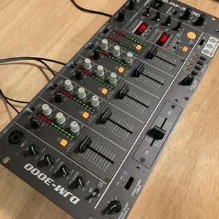 Pioneer - 【名機】PIoneer DJM3000 DJミキサー