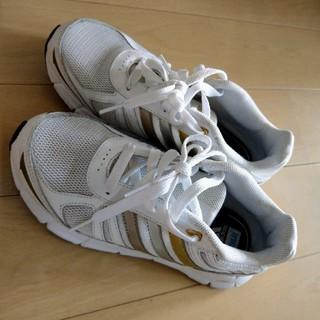アディダス(adidas)のadidasスニーカー 22センチ(スニーカー)