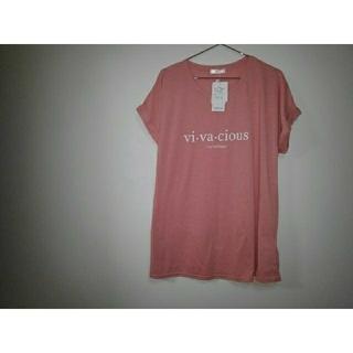 専用です🌸リージェイのTシャツ、LL 、ピンク系③🌸(Tシャツ(半袖/袖なし))