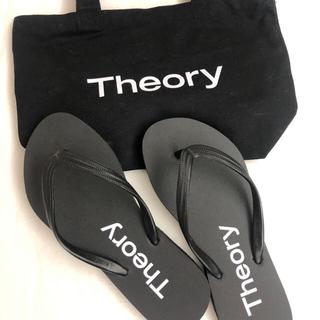 セオリー(theory)のtheoryのビーチサンダル(ビーチサンダル)