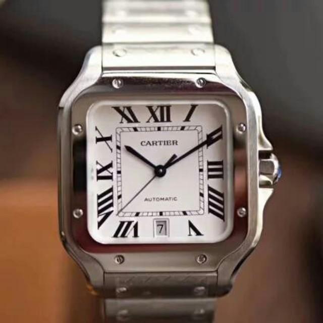 スーパーコピーリシャール・ミル時計本社 - Cartier - カルティエ CARTIER サントス・ガルベLM【W20060D6】の通販 by kt|カルティエならラクマ