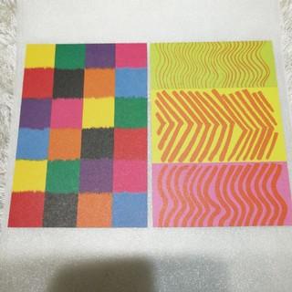 マリメッコ(marimekko)のマリメッコポストカード 2枚(写真/ポストカード)