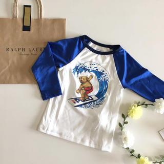 ラルフローレン(Ralph Lauren)の新品♡ラルフローレン♡ポロベア ベア/ラッシュガード 水着 長袖 日焼け防止(水着)