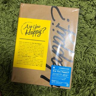 アラシ(嵐)の嵐 Are You Happy?DVD初回4枚組(ミュージック)